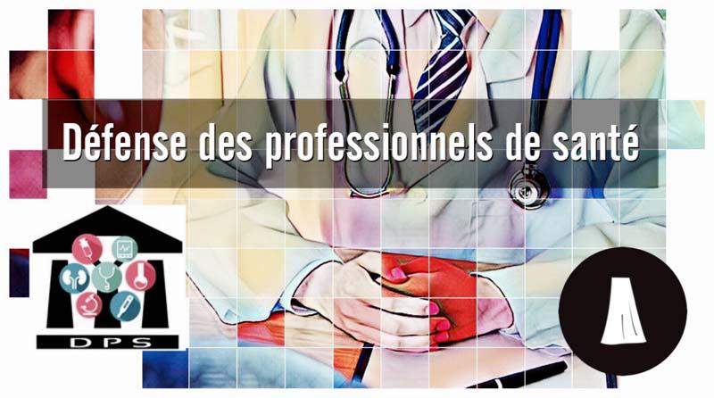 professionnel de santé médecins, dentistes,